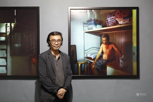 2013连州摄影年展香港著名摄影师秦伟专访