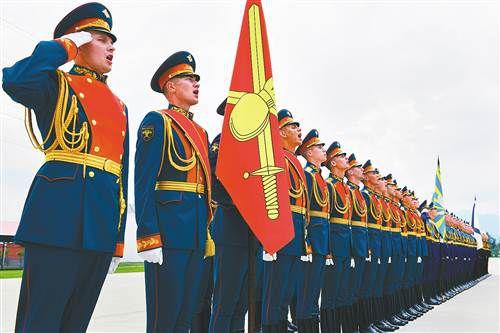 俄日韩关注中国阅兵活动 日本媒体报道酸味十足