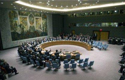 安理会一致通过有关销毁叙利亚化学武器决议