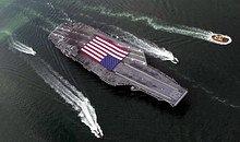 美国华盛顿号核动力航母简介