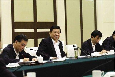 习近平广州开会谈经济 未要求与会者提交发言稿