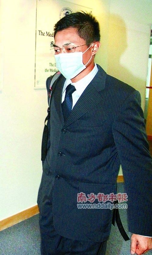 香港男医生偷拍800张女病人私处照被永久停牌