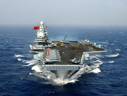 美智库:大可不必对中国新航母反应过度(图)