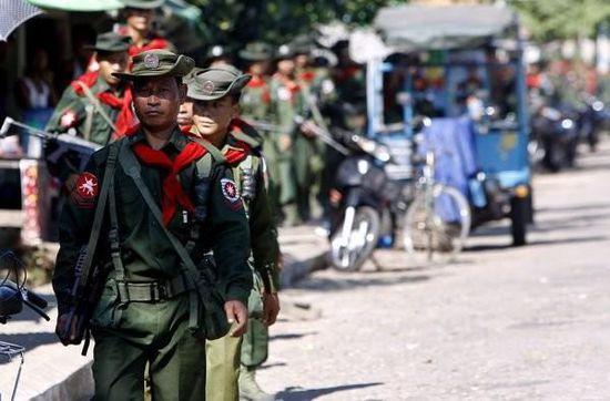 缅甸军方称果敢正趋于稳定 打死72名地方武装