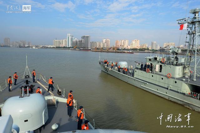 南海舰队某区严选干部 调离考核不合格实习艇长