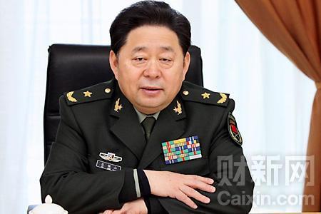 总后副部长谷俊山被查已有两年