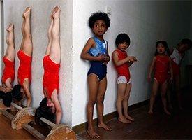 【存在】非洲孩子在中国的体操金牌梦