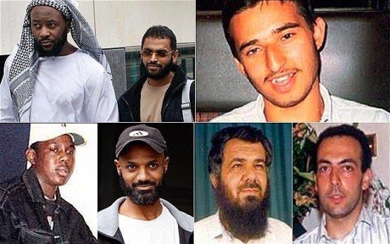英国花百万英镑换关塔那摩囚犯收回虐囚指控