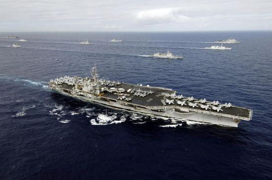 澳军担心中美将在南海爆发大战 加紧战争演练