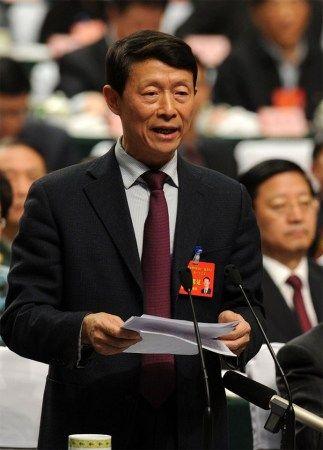 李崇禧被指曾因干预招标未果查处地方官员