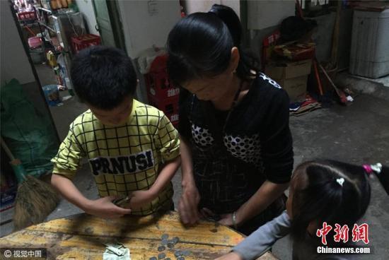 中国农村留守儿童达902万人 四川湖南等省份超70万