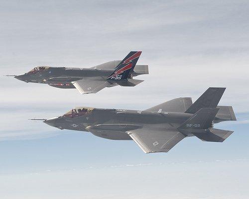 F-35获选日本新一代战机 三大日企将参与制造