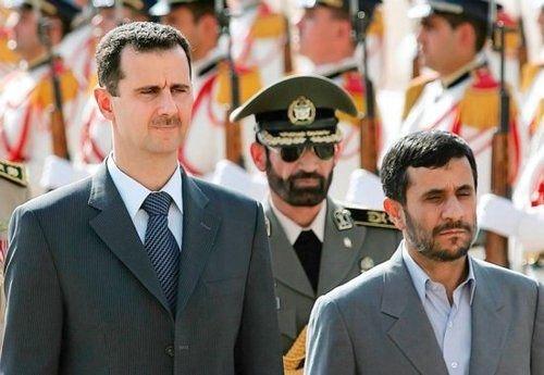 伊朗高官发表强硬言论 称打叙利亚就是打伊朗