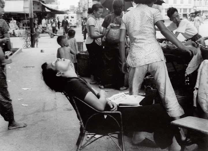 1951年,长沙湾道。