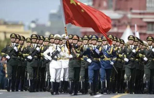 """媒体回应参加中国阅兵为""""穷弱小国"""":严重歧视"""