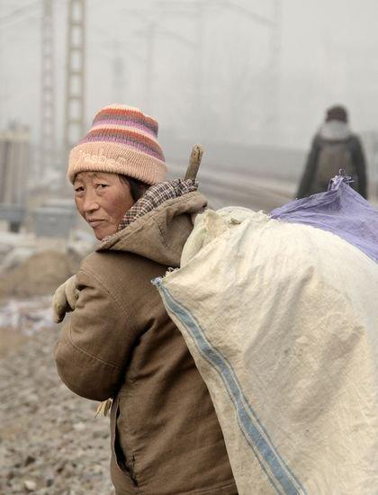 中国基尼系数十年超警戒线 低于民间数据遭质疑