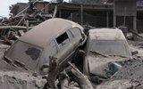 危地马拉火山喷发已致73人遇难 火山灰覆盖如