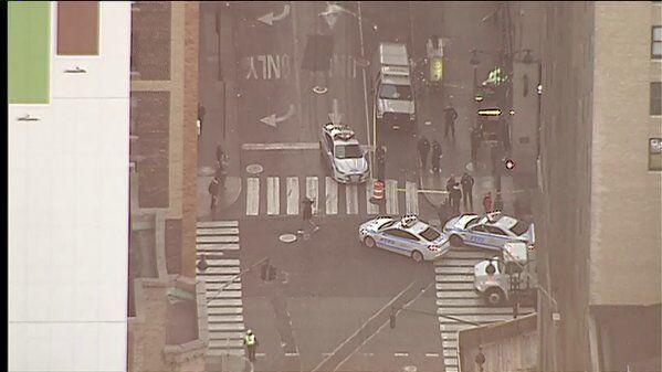 美国曼哈顿发生枪击事件 已导致1死2伤