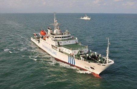 中国海监50号 资料图
