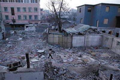 梁思成林徽因故居被拆 北京文物局长称不知情