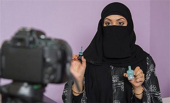 阿拉伯世界也有papi酱 她更需要勇气