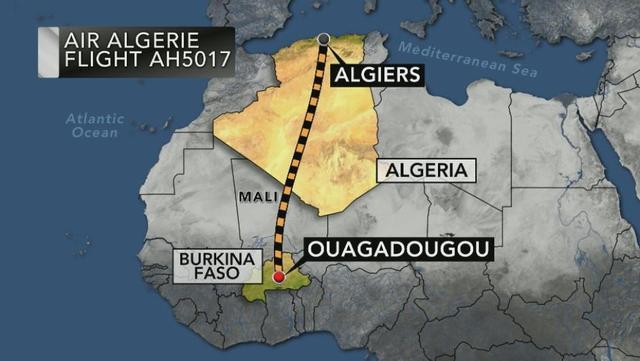 阿尔及利亚AH5017的五种事故可能