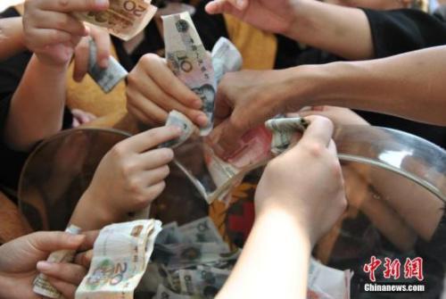 慈善法今起施行:慈善组织需晒账 悔捐或被起诉