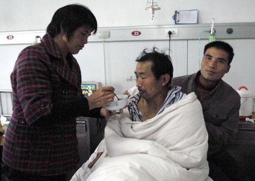 """义煤集团""""11·3""""矿难两名重伤员抢救无效死亡"""