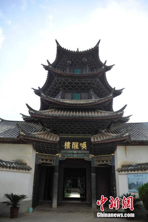 云南200年历史清真寺地震中安然无恙2014.8.7 - fpdlgswmx - fpdlgswmx的博客