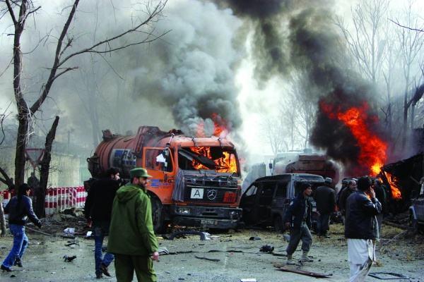 叙利亚东部发生自杀式爆炸袭击 至少35人死亡
