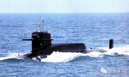 中国核潜艇究竟处于什么水平?