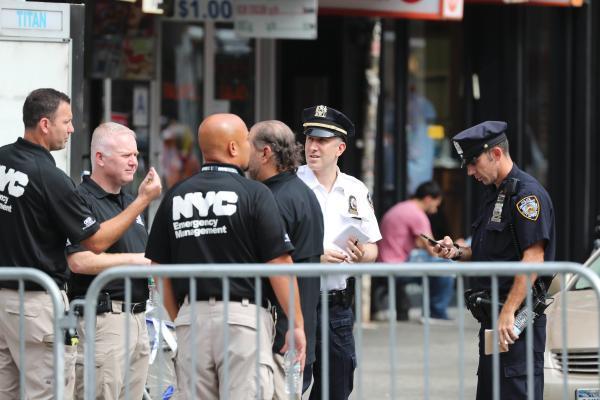 纽约警方认定一阿富汗裔男子为曼哈顿爆炸事件嫌疑人