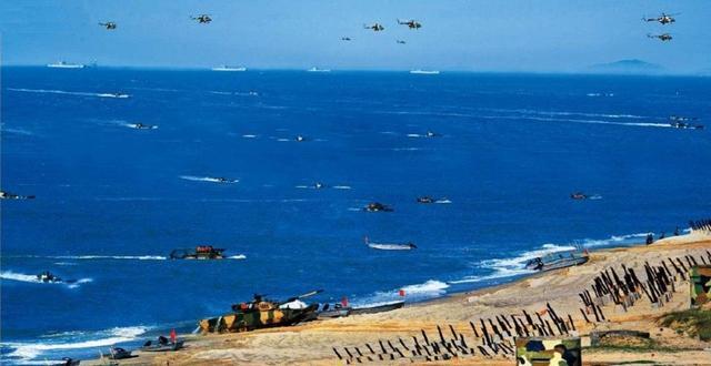 原南京军区副司令:2020年前后会爆发台海战争
