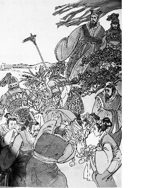 人教版语文教材被指配图错误 战国故事现葡萄