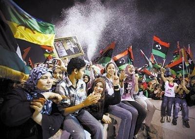 利比亚狱囚回忆屠杀事件始末:机关枪扫射2小时