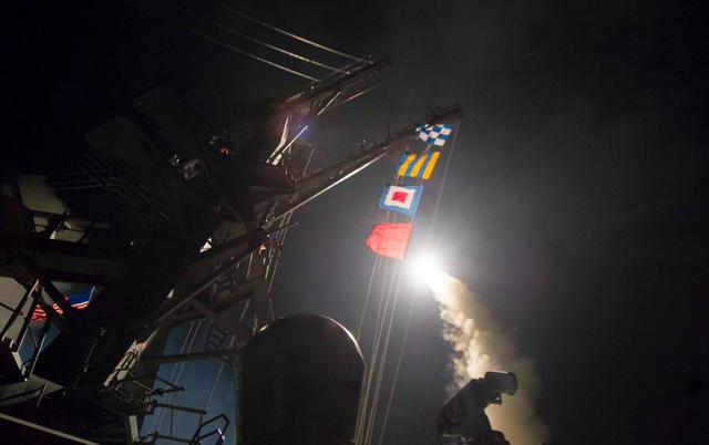 俄罗斯:美国空袭叙利亚可以被视为侵略行为