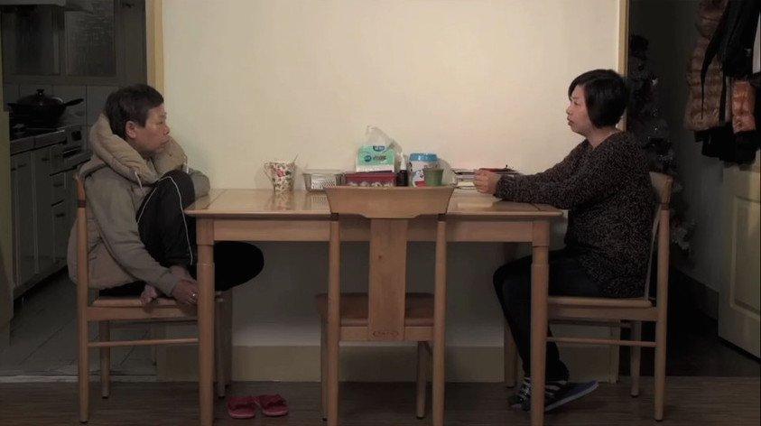 母亲和女儿最重要的一次对话