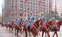 智利庆祝独立日