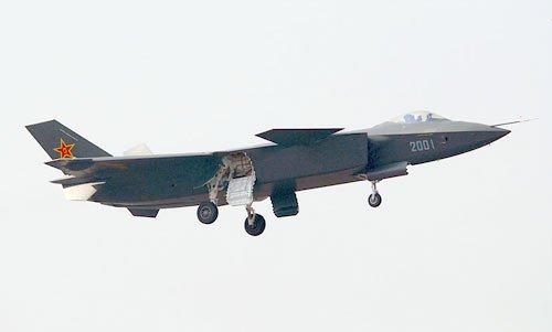 美媒:俄为歼20战机提供最先进隐形技术(图)