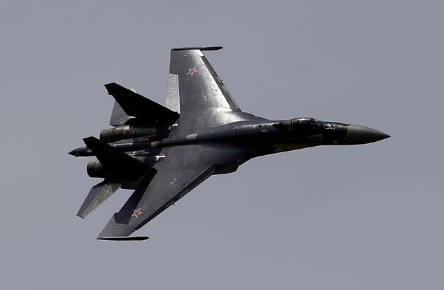 俄媒称中俄苏35谈判近尾声 5月份签24架合同
