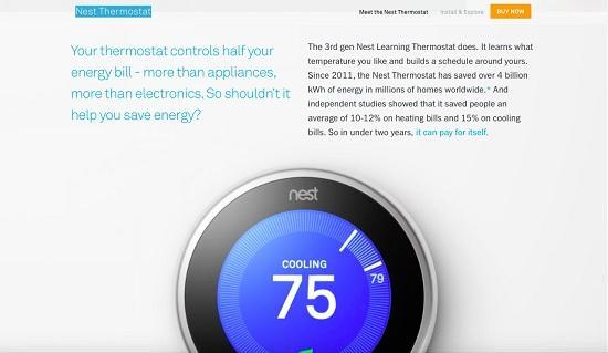 美国智能家居代表Nest与其它智能家居单品的不同?