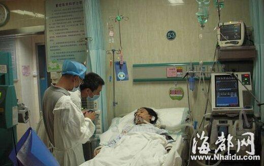 高清图—长乐三中15岁女孩郑淑情中考前吃病死鸡患附红体病离世