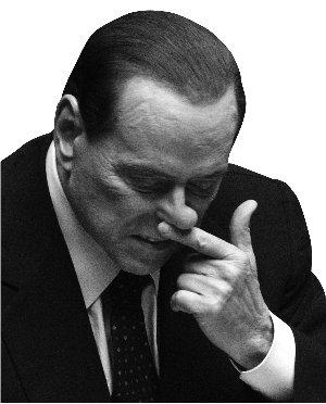 贝卢斯科尼辞去总理职务 心情失落或重返商界