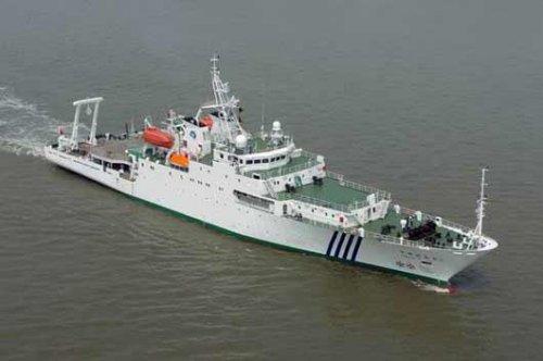 中國海監定期巡航編隊返航 8日將抵達廣州(圖)