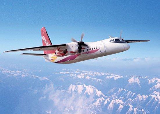 中国新舟60飞机成功出口16国 菲律宾两次购买