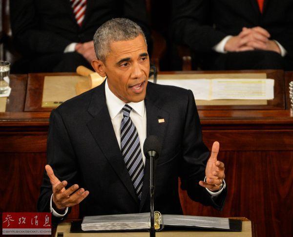 奥巴马否认要与中国搞对抗 不会在南海选边站