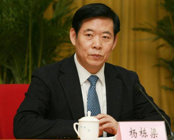 周本顺杨栋梁等4名高官被开除党籍和公职