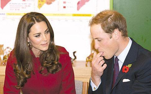 英王室解释高额装修费 称威廉王子夫妇自掏腰包