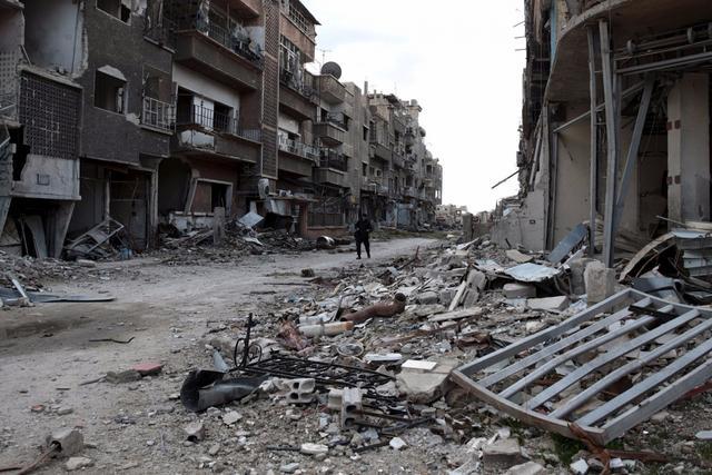 叙利亚战乱导致男性锐减 一夫多妻比例大增