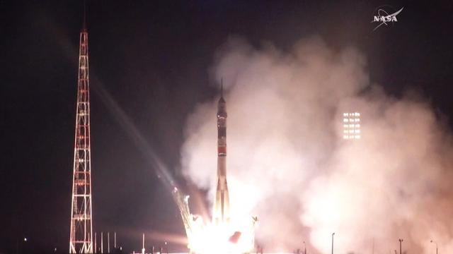 俄罗斯航天集团计划减少国际空间站乘员